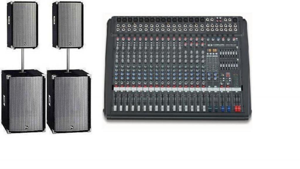 Amfi Ses Sistemi